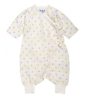 Baby stars kimono 100% cotton Under the Nile