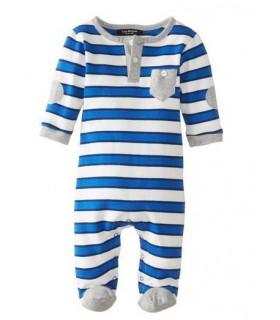 Pijama bebé manga larga 100% algodón