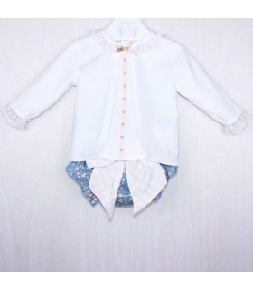 Baby girl outfit NAPOLES MARTA Y PAULA