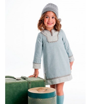 Robe fille WASABI COCOTE