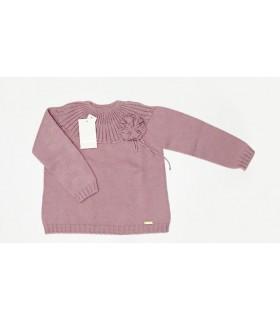 CESAR BLANCO girl´s pink SWEATER