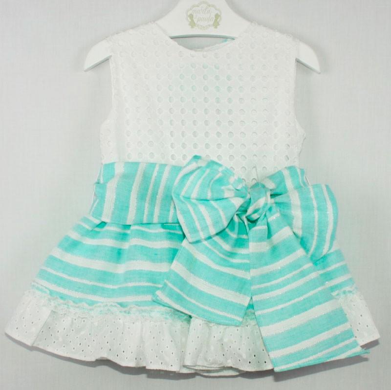 Y Petite Robe Fille Paula Mango Marta IfxOxBwAq