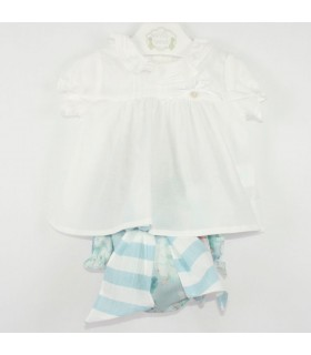 MARTA Y PAULA Baby girl set CASIA
