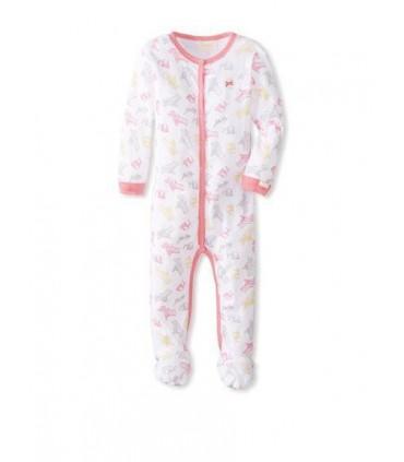 Pijama 100% coton petite fille
