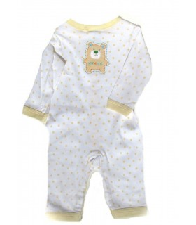Pijama-mono 100% algodón