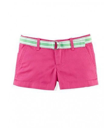 Girls pink shorts Ralph Lauren