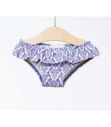 Fina Ejerique girl blue culotte