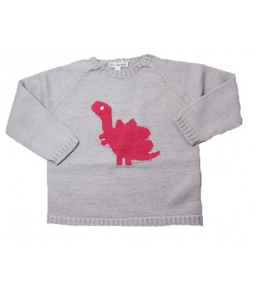 Fina Ejerique sweater pink Dino