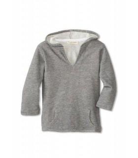 Sudadera gris capucha