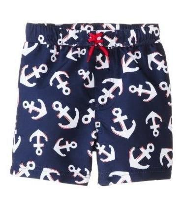 Boxer de bain garçon Navy