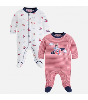 MAYORAL 2 BABY PAJAMAS SET