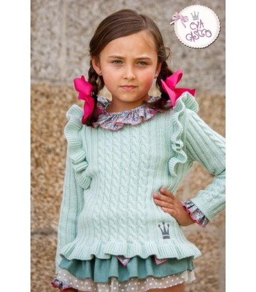 EVA CASTRO GIRLS SWEATER COLETTE