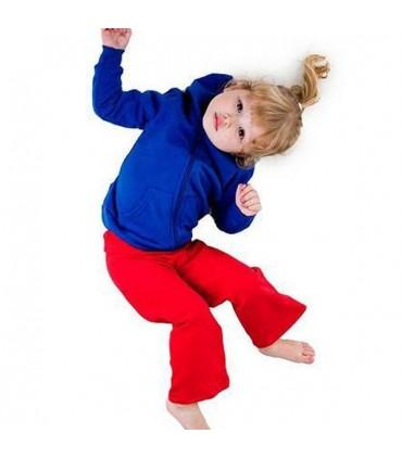 Red Joggin Pants American Apparel
