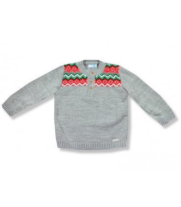 FOQUE BOY SWEATER CHRITHMAS