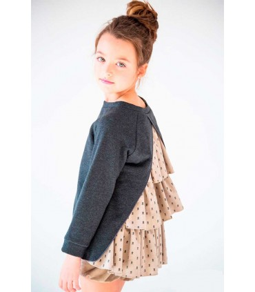 SWEAT CRANES PETITE FILLE NUECES KIDS
