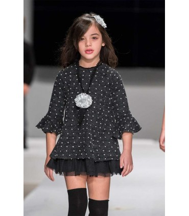 TARTALETA GIRLS DOTS DRESS
