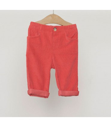 FINA EJERIQUE RED BOY PANTS