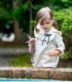 ROBE BEBE FILLE POIS KIDS CHOCOLATE
