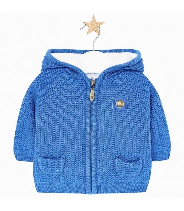 MAYORAL BABY BOY BLUE JACKET