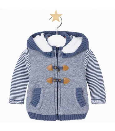 CARDIGAN BEBE GARCON MAYORAL DENIM