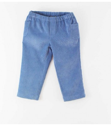 JOSE VARON BABY BOY BLUE PANTS