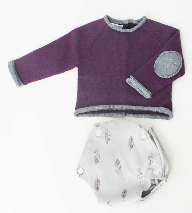 Ancar Baby Set Feathers