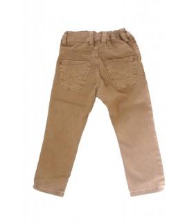 Pantalón niño en beige Diesel