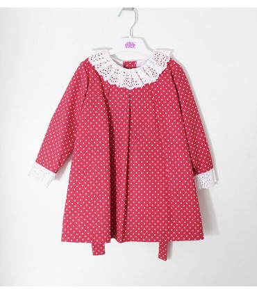 DBB GIRLS STRAWBERRY DRESS