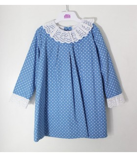 DBB GIRLS BLUE DRESS