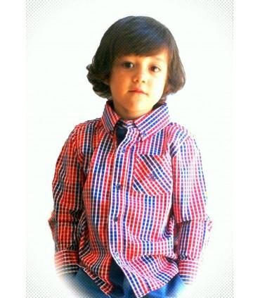 Camisa Niño Andy & EVAN
