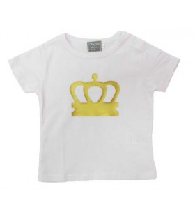 MON PETIT BONBON BOY T-SHIRT KING