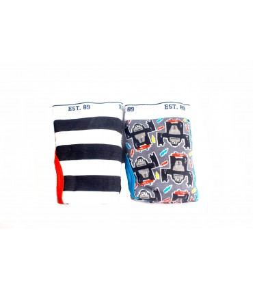 Pack 2 Boxers gorille