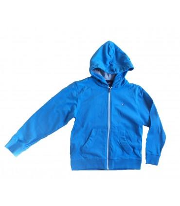 Sudadera con capucha Tommy Hilfiger en azul