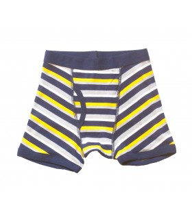 Yellow Stripes Boys boxer