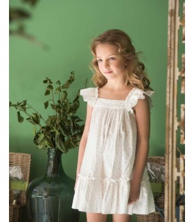 MANUELA MONTERO GIRLS STARS DRESS VALENTINA