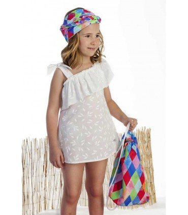 JOSE VARON GIRLS KAFTAN VOLTA