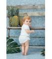 MARTIN ARANDA BABY KNITTED SET BOAT