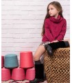 PILAR BATANERO GIRLS CHERRY SWEATER