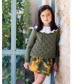 KIDS CHOCOLATE GIRLS SKIRT CAMOUFLAGE