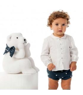 COCOTE BABY BOY NAVY BLUE SET