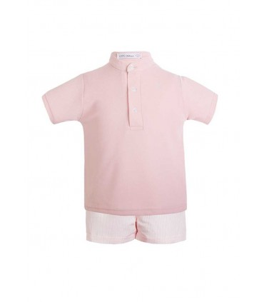 ENSEMBLE PETIT GARCON ROSE EVE CHILDREN