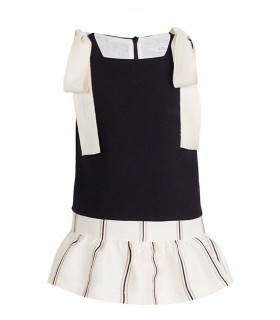 EVE CHILDREN GIRLS BLACK DRESS