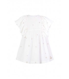 EVE CHILDREN GIRLS WHITE DRESS