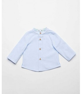FINA EJERIQUE BOYS BLUE SHIRT