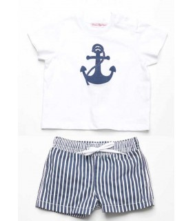 FINA EJERIQUE BOYS ANCHOR SWIM SET