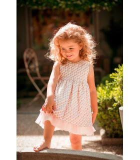MARTIN ARANDA GIRLS DRESS LEONOR