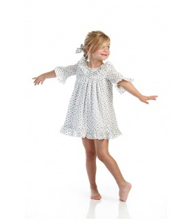 ROBE PETITE FILLE CLOUDS COCOTE