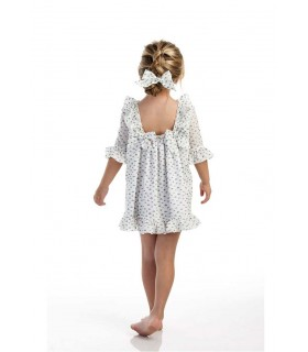 COCOTE LITTLE GIRL CLOUDS DRESS