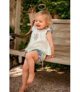 MARTIN ARANDA BABY GIRLS SET FLORIDA