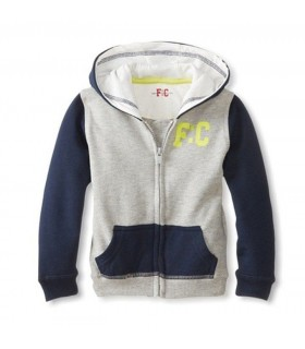 French Connection navy blue hoodie